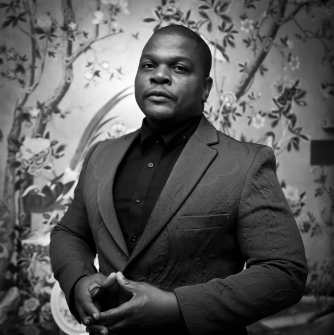 Portrait artist Kehinde Wiley